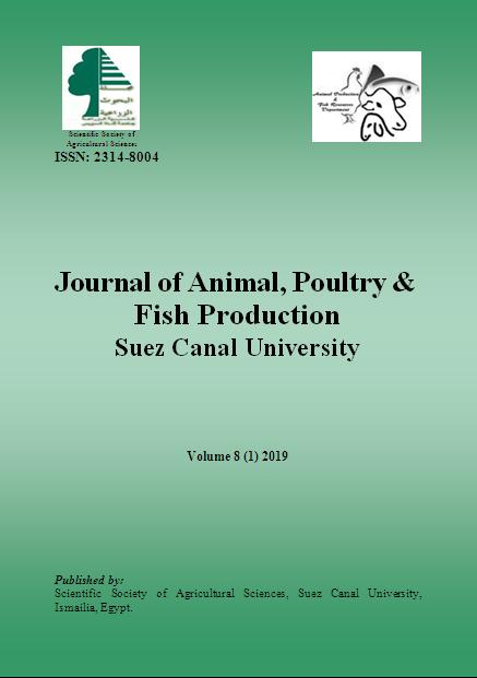 Journal of Animal, Poultry & Fish Production